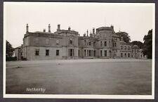 Postcard Netherby Hall nr Longtown Carlisle Cumbria house early RP