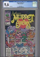 Muppets Babies #1 CGC 9.6 1985 Marvel Comics (Star Comics)