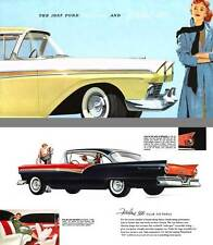 Ford 1957 -  The 1957 Ford Fairlane and Fairlane 500