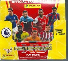 2019/20 epl adrenalyn xl trading cards  sealed box 50 packet box