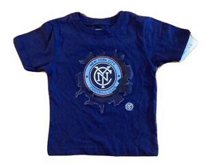 New York City Football Club Kids T-shirt