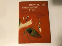 How to Tie Freshwater Flies by Kenneth E. Bay