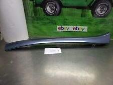 2007 08 Mitsubishi Eclipse A-Pillar Windshield Moulding passenger Blue Pearl RH