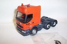 Corgi Modern Truck - Heavy Haulage - Renault Premium - Rugby Cement - Gold Star.