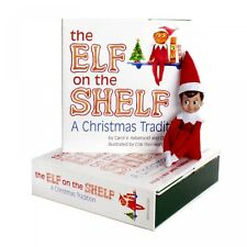 OFFICIAL NEW 2017 The Elf on the Shelf® Light Skinned BOY BRAND NEW ELF AND BOOK