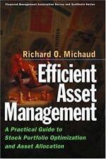 Efficient Asset Management: A Practical Guide to Stock Portfolio Optimization an
