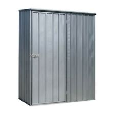 Sealey Galvanized Steel Shed 1.5 x 0.8 x 1.9mtr - Brand New