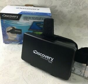 Discovery Channel Virtual Reality Platform Glasses Smartphone VR Boxed V736