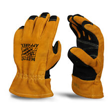 Gauntlet Structural Firefighting Gloves Nfpa 1971 2018