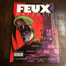 FEUX - MATTOTTI - EDITION 1998