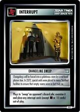 Star Trek CCG All Good Things Changling Sweep 9P