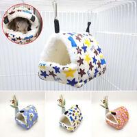 Ferret Hamster Rabbit Rat Parrot Squirrel Hammock/Hanging Bed House Cage Toy-Pet