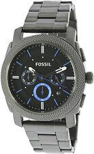 Máquina de Fossil Masculino FS4931 Cinza Aço inoxidável banhado a quartzo japonês Fashion...