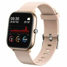 Fitness Tracker FirYawee Smart Watch for Android Phones Touch Screen IP68 Wat...