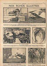 Avion Aircraft Morane/Trafalgar Square Charles Coburn London Londres UK 1915 WWI