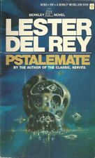 Pstal Emate  Lester del rey 1973 Science Fiction Vintage Very Good Plus