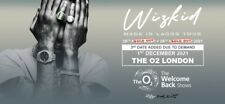 More details for wizkid o2 arena 1 seat 01 dec 2021 seated - made in lagos