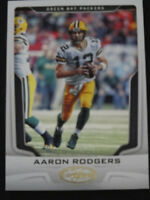2017 Panini Certified #12 Aaron Rodgers Green Bay Packers Football Card
