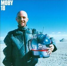 MOBY 18 CD BRAND NEW
