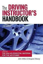 The Driving Instructor's Handbook, Miller, John, Used; Acceptable Book