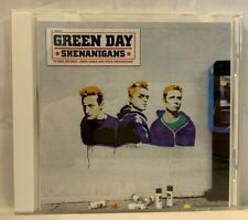 Green Day- Shananigans CD 03200 Reprise PROMO 2002