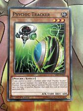 SAST-EN025 Psychic Tracker Common 1st Edition Savage Strike YuGiOh TCG