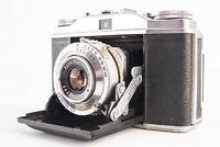 Ansco Regent 35mm Film Folding Camera with Apotar 50mm f/3.5 Lens WORKS V16