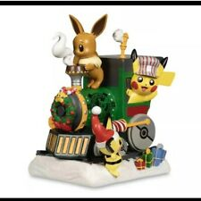 Delibird Holiday Express Pokemon Engine Figure Pikachu Eevee Pokémon Train Car