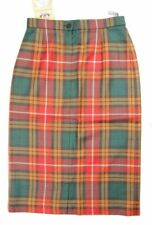 f0fa63efd Wool Checked Knee-Length (23.5-28 in) Skirts for Women for sale | eBay