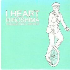 (CE344) I Heart Hiroshima, Friends With Swords - 2009 DJ CD