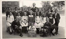Bolton photo. School Group. Church Road Scholarship Winners 1919 by C E Willis.