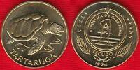 Cape Verde 1 escudo 1994 km#27 UNC