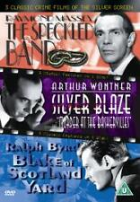 3 Classic Crime Films Of The Silver Screen - The Speckled Band / Silver Blaze /