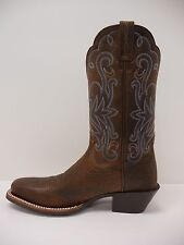 Women's Ariat 10001046 Legend Brown Rowdy Leather Western Cowboy Boots