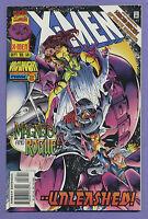 X-Men #56 1996 Onslaught Magneto Scott Lobdell Andy Kubert Marvel v