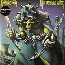 No Mean City by Nazareth (180g Cloured Vinyl,2013, Plastic Head America)