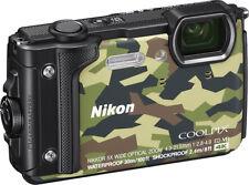 Nikon COOLPIX W300 Digital Camera (Camouflage) VQA073E1