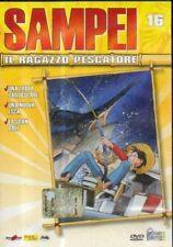 dvd SAMPEI Il ragazzo pescatore HOBBY & WORK numero 16