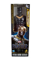 Titan Hero Series Black Panther Erik Killmonger Marvel Hasbro Action Figure New