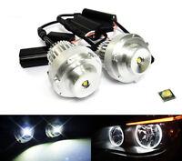 For BMW E60 E61 LCI 07-10 CREE LED Angel Eyes Halo Rings Bulbs White Light - 40W
