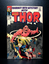 COMICS: Marvel: Journey into Mystery: Thor #121 (1965), Absorbing Man app - RARE