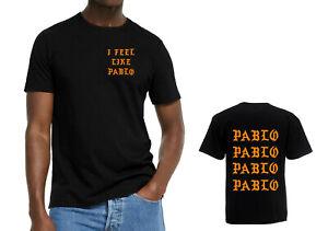 I Feel Like Pablo T-Shirt Kanye West Inspired Unisex Top - The Life of Pablo NEW