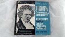 Beethoven: Complete Nine Symphonies, London Festival Edition
