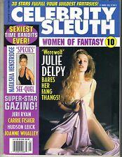 JULIE DELPY Celebrity Sleuth Magazine 1999 Vol 12 No 5 NATASHA HENSTRIDGE