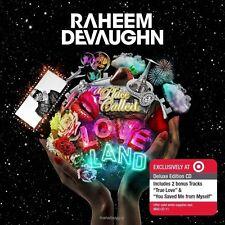 Raheem Devaughn - A Place Called Loveland Audio CD Target Exclusive NEW