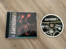 PC CD-ROM EarthSiege