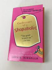 Signed CONFESSIONS OF A SHOPAHOLIC Sophie Kinsella  Bantam Dell 2003