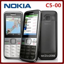 Nokia C5-00 5MP Warm Grey Quadband-Handy Cell phone GSM 3G 5MP FM GPS  Bluetooth