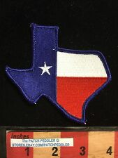 LONE STAR TEXAS PATCH ~ Map Outline State 5OU7