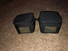 Lot Of 2 Medela small case -  replacement  case (  case  only - no pump)